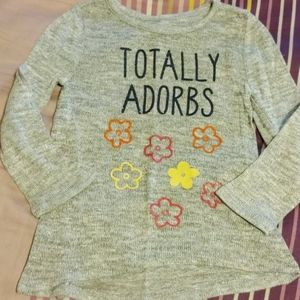 1989 place girls sweater